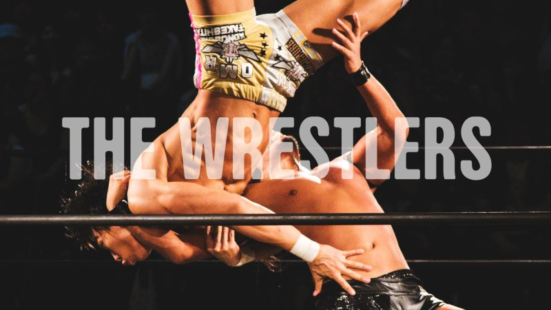 Viceland's The Wrestlers