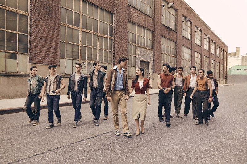 Steven Spielberg's West Side Story
