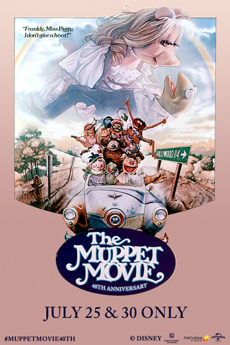 'The Muppet Movie' 40th Anniversary