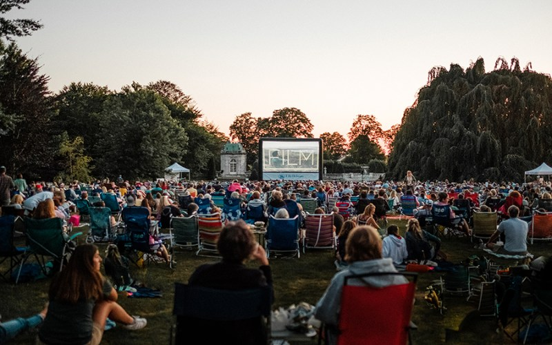 10th Annual newportFILM Outdoors Series