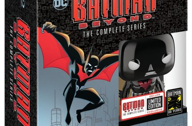 Batman Beyond: The Complete Series Limited Edition