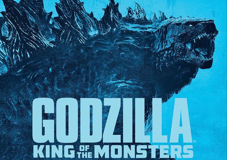 Godzilla King Of The Monsters To Receive 4k Ultra Hd Relase On August 27th Icon Vs Icon