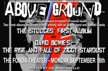 Above Ground Benefit Concert 2019
