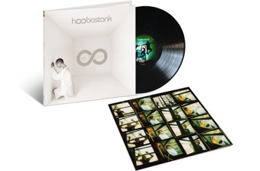 Hoobastank - The Reason on vinyl