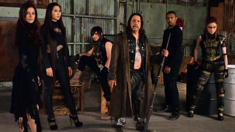 Danny Trejo - Paragon TV Series