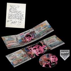 David Hasselhoff - Open Your Eyes album packaging