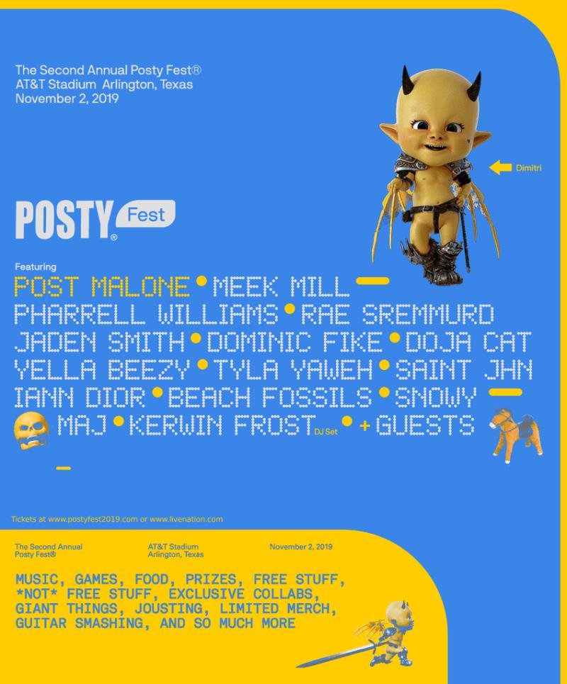 Posty Fest 2019