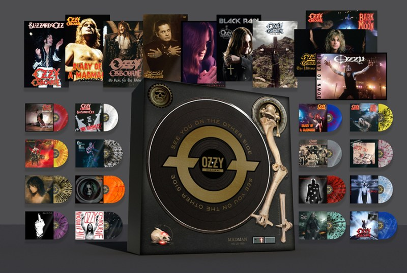 Ozzy Osbourne - See You On The Other Side Box Set