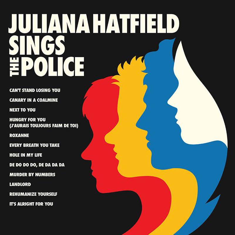 Juliana Hatfield Sings The Police
