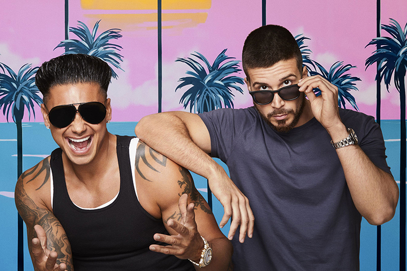 DJ Pauly D and Vinny's Vegas Pool Party