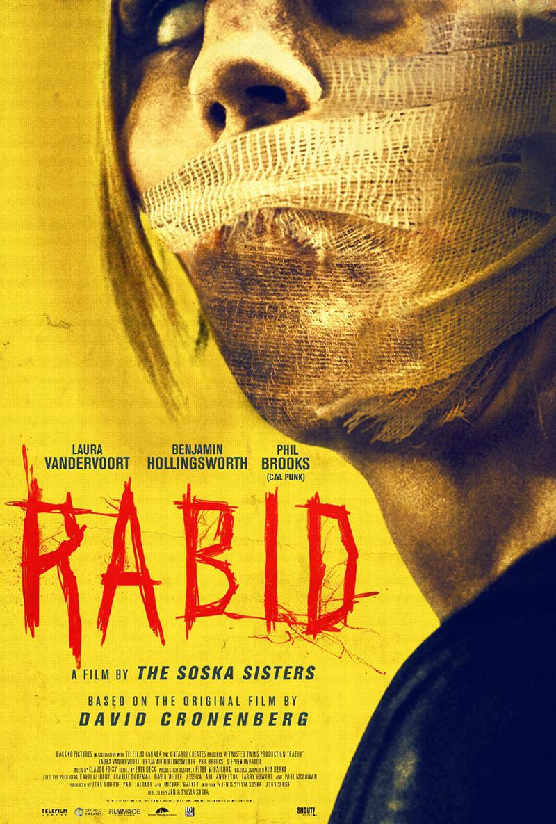Soska Sisters 'Rabid' remake