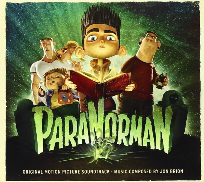 ParaNorman Soundtrack