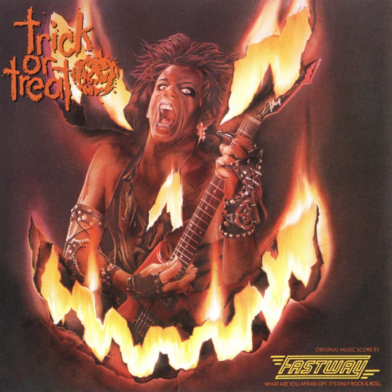 Trick or Treat Soundtrack by Fastway