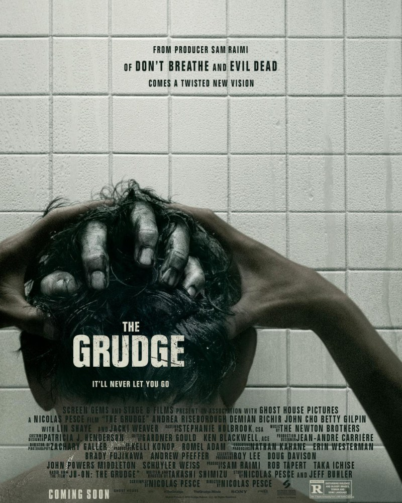 The Grudge - 2020 Theatrical Poster