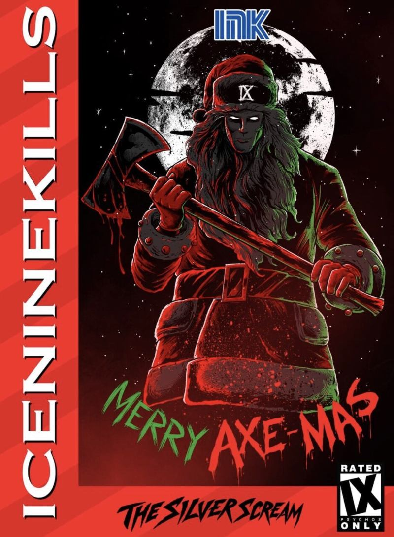 Ice Nine Kills - Merry Axe-Mas