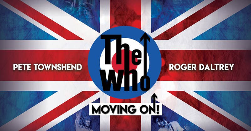 The Who - Moving On! Tour 2020