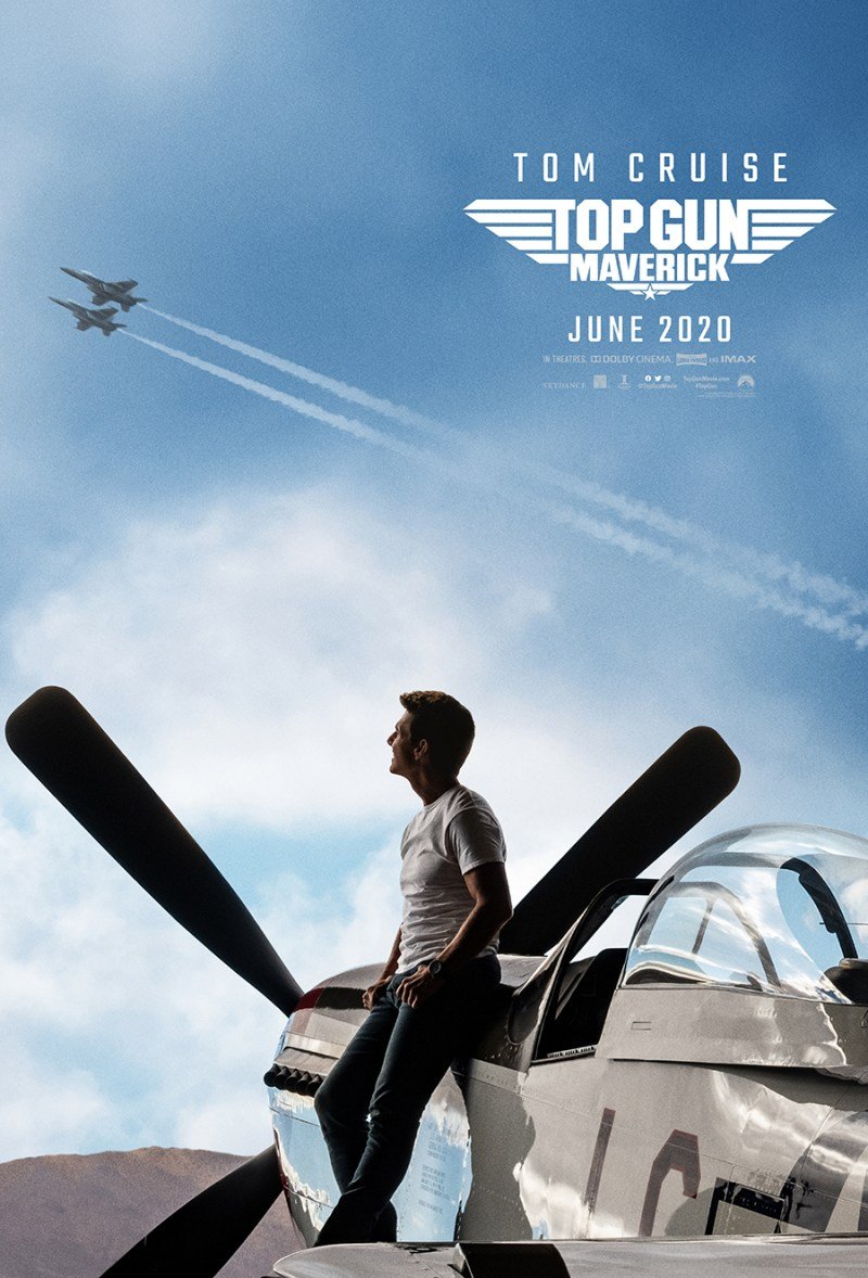 Top Gun: Maverick Official Poster