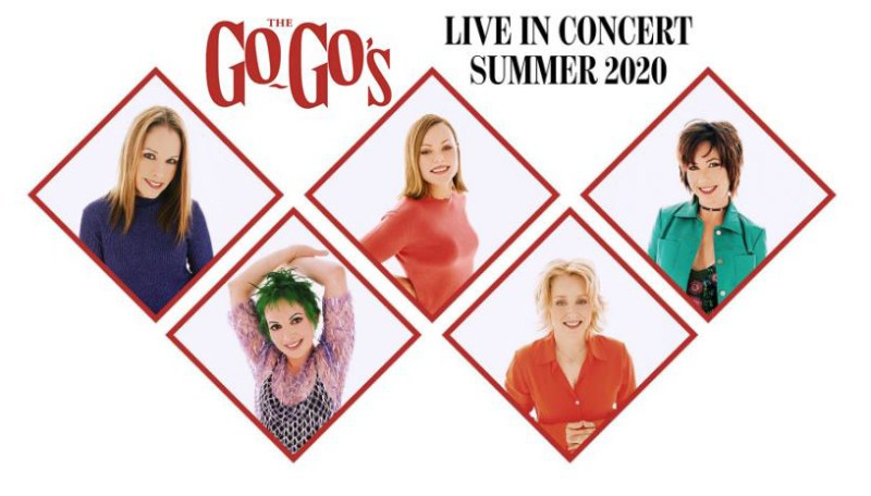 The Go-Gos 2020 Tour Dates