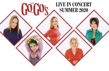 The Go-Gos 2020 Tour Dates