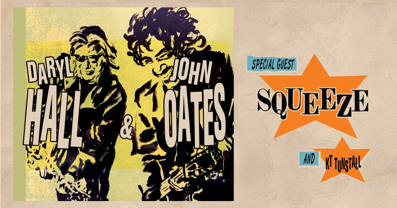 Hall & Oates 2020 Summer Tour Dates