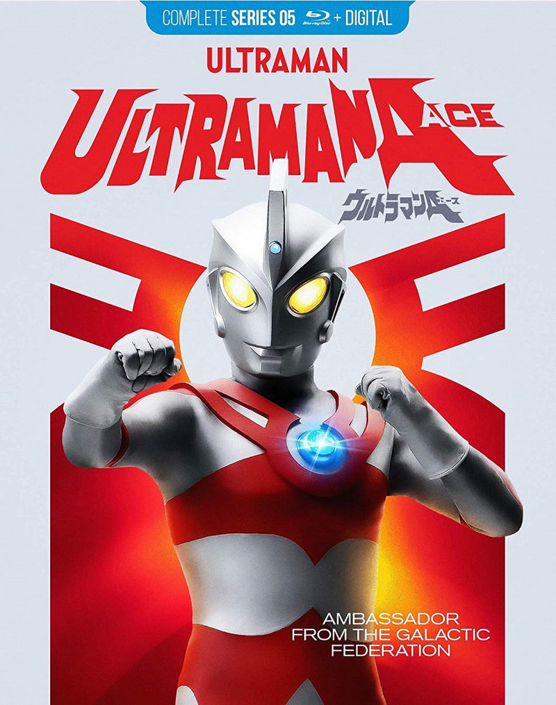 Ultraman Ace - Mill Creek Entertainment
