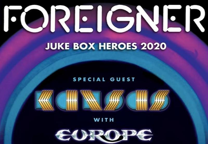 Jukebox Heroes Tour 2020