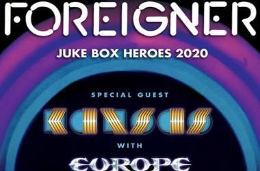 Jukebox Heroes Tour 2020