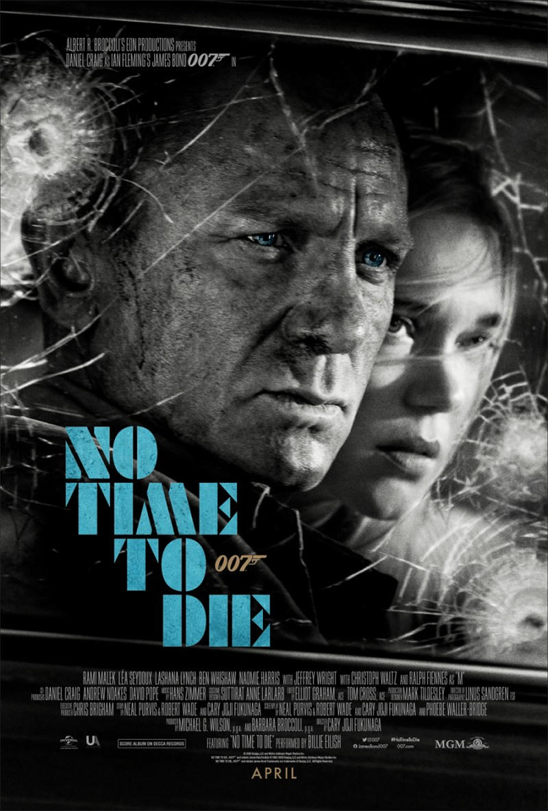 Bond 25 - NO TIME TO DIE