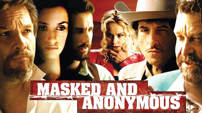 Masked and Anonymous Blu-ray