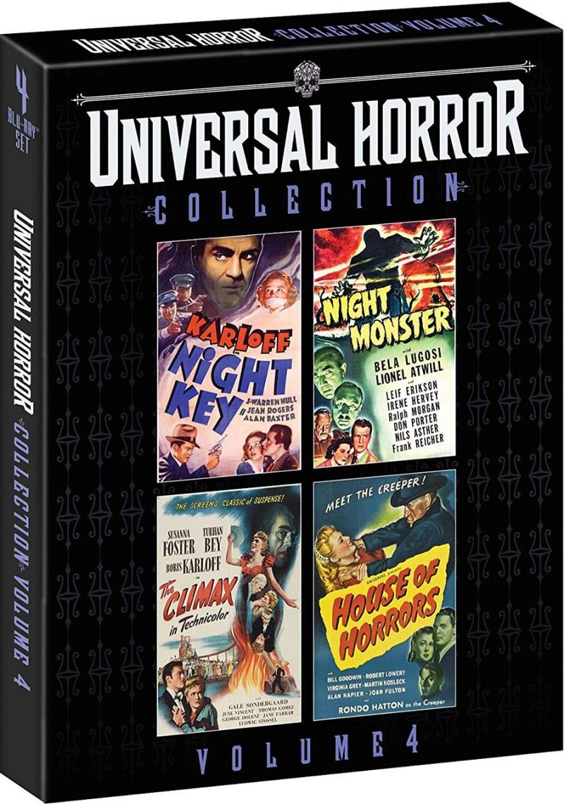 Universal Horror - Volume 4