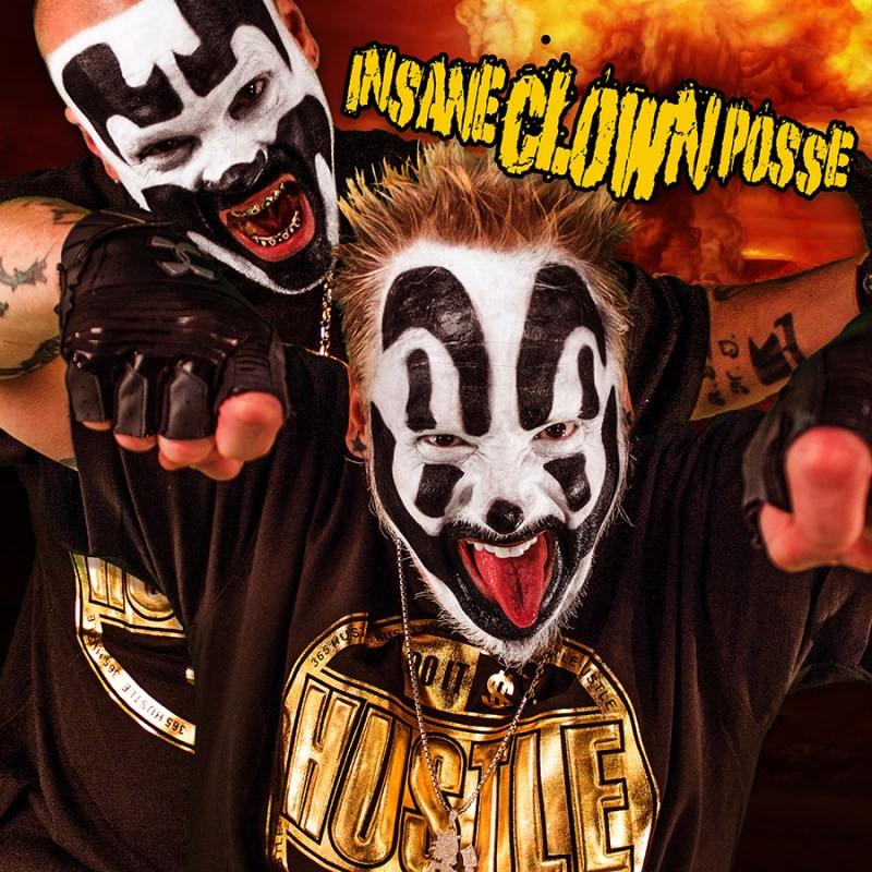 Wicked Clowns From Outer Space 2 - Insane Clown Posse