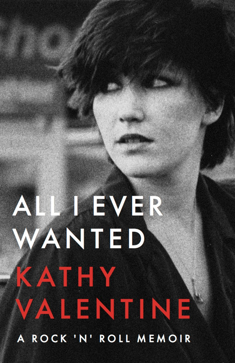 "Kathy Valentine - ""All I Ever Wanted"""