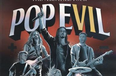 POP EVIL - The Versatile Tour