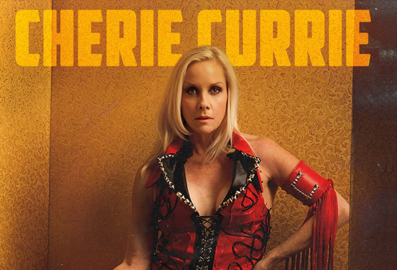 "Cherie Currie - ""Blvds of Splendor"""