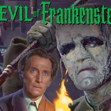 The Evil of Frankenstein - Collector's Edition Blu-ray
