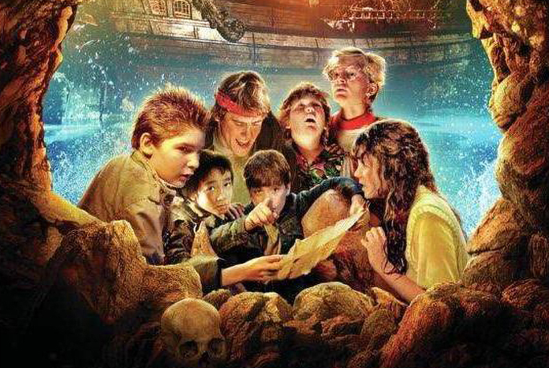 The Goonies 35th Aniversary