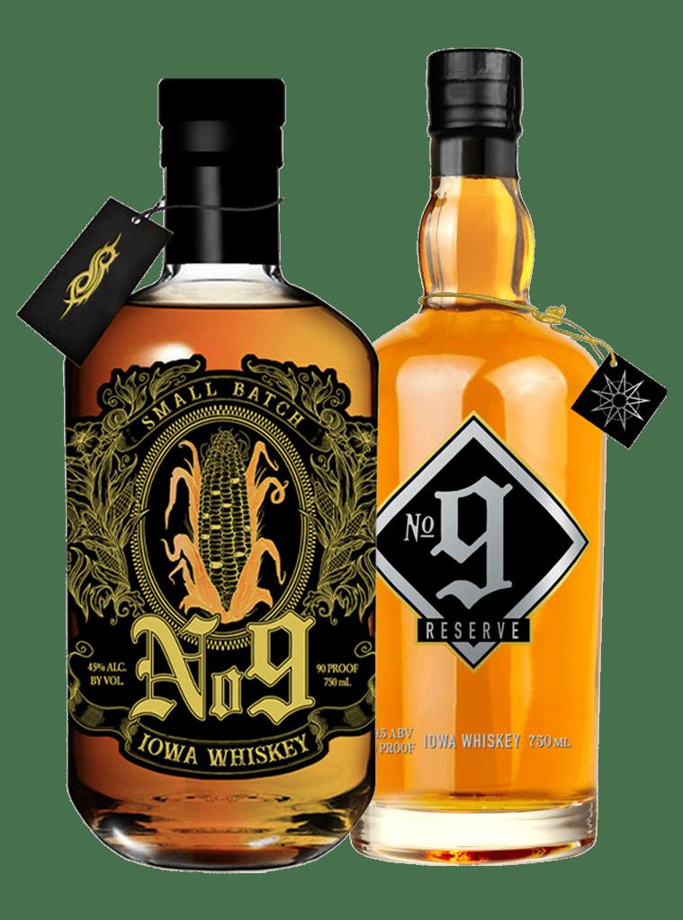 Slipknot No. 9 Iowa Whiskey Reserve