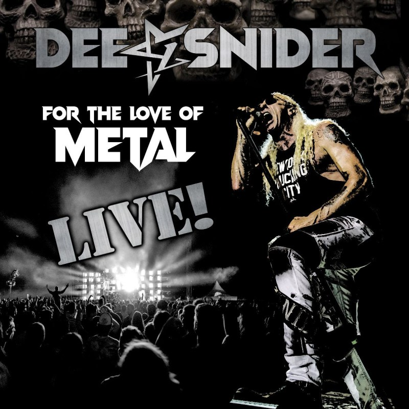 Dee Snider - For the Love of Metal Live!