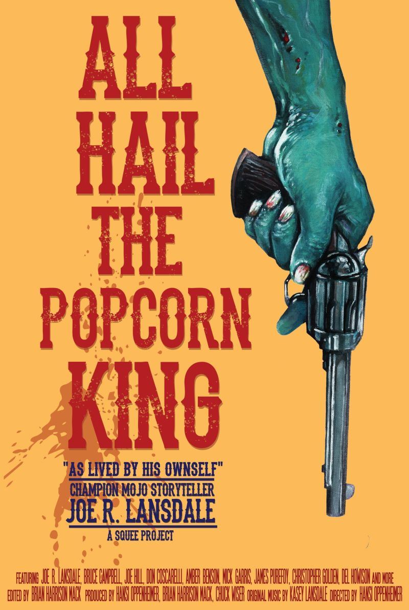 All Hail The Popcorn King