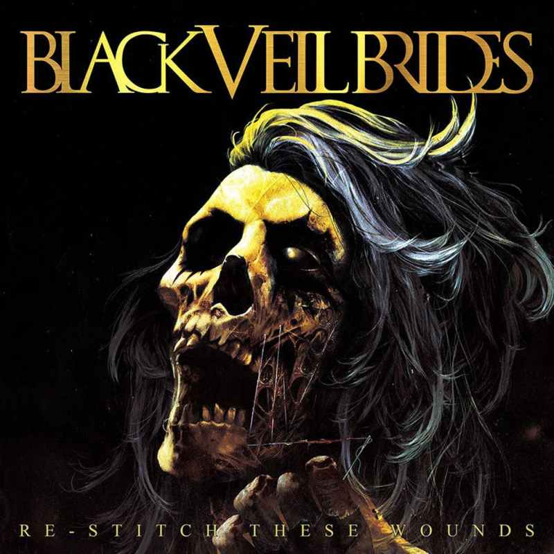 "Black Veil Brides - ""Re-Stitch These Wounds"""