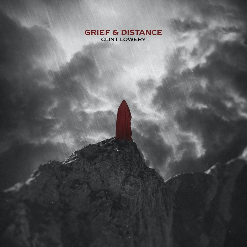 "Clint Lowery ""Grief and Distance"" EP"