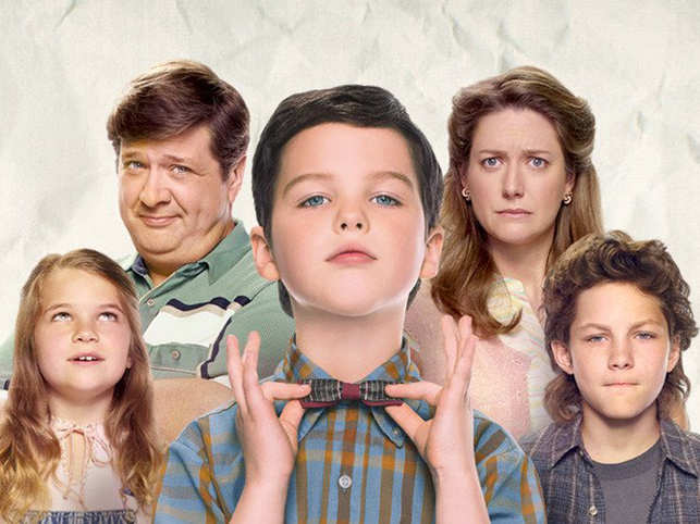 Young Sheldon: The Complete Third Season