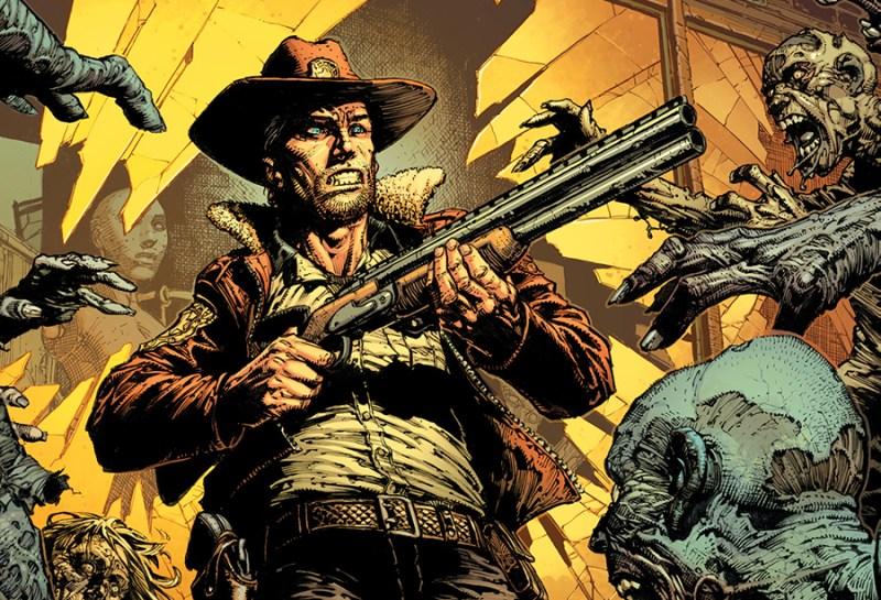 The Walking Dead - Comics In Color!