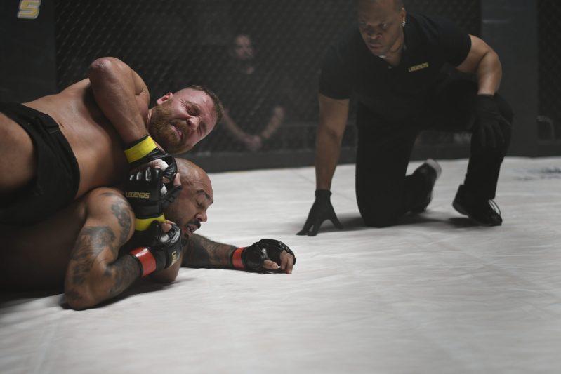 Jesse Quinones' Cagefighter (2020)