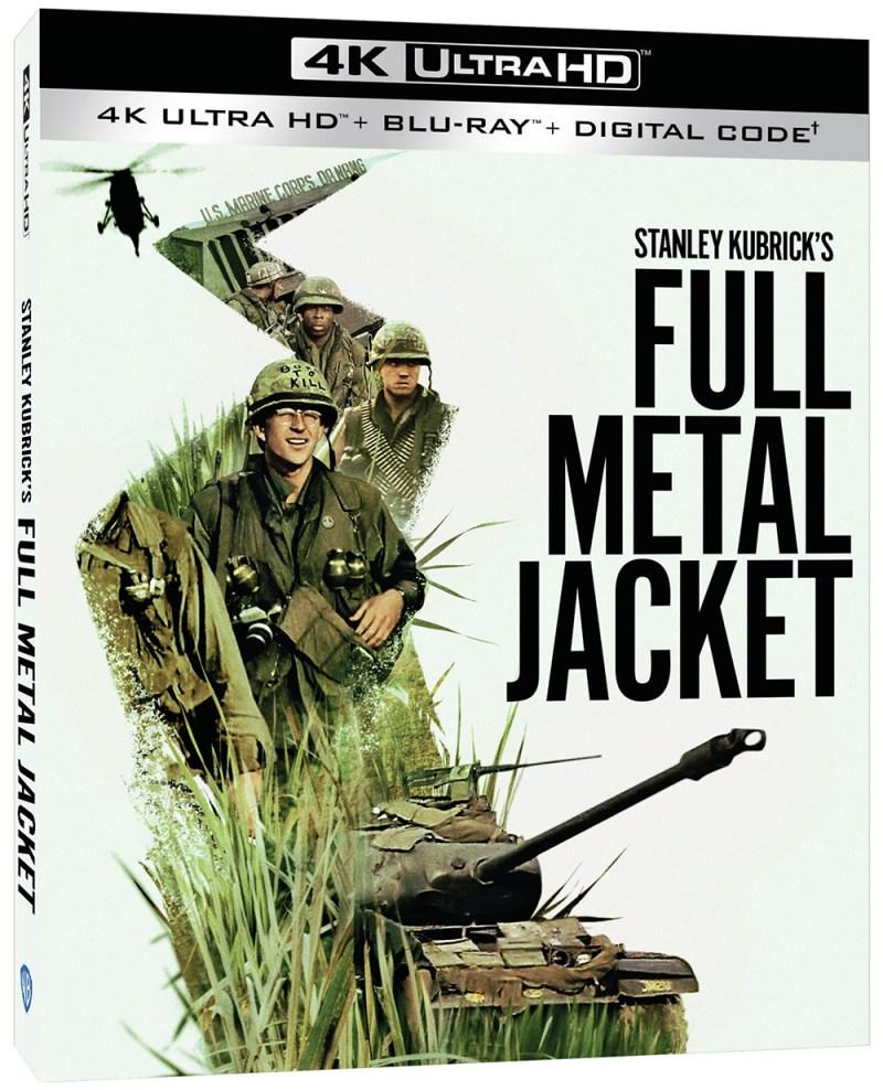 Stanley Kubrick's Full Metal Jacket 4K UHD
