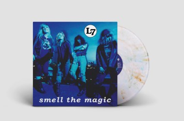 L7 'Smell The Magic' on Vinyl