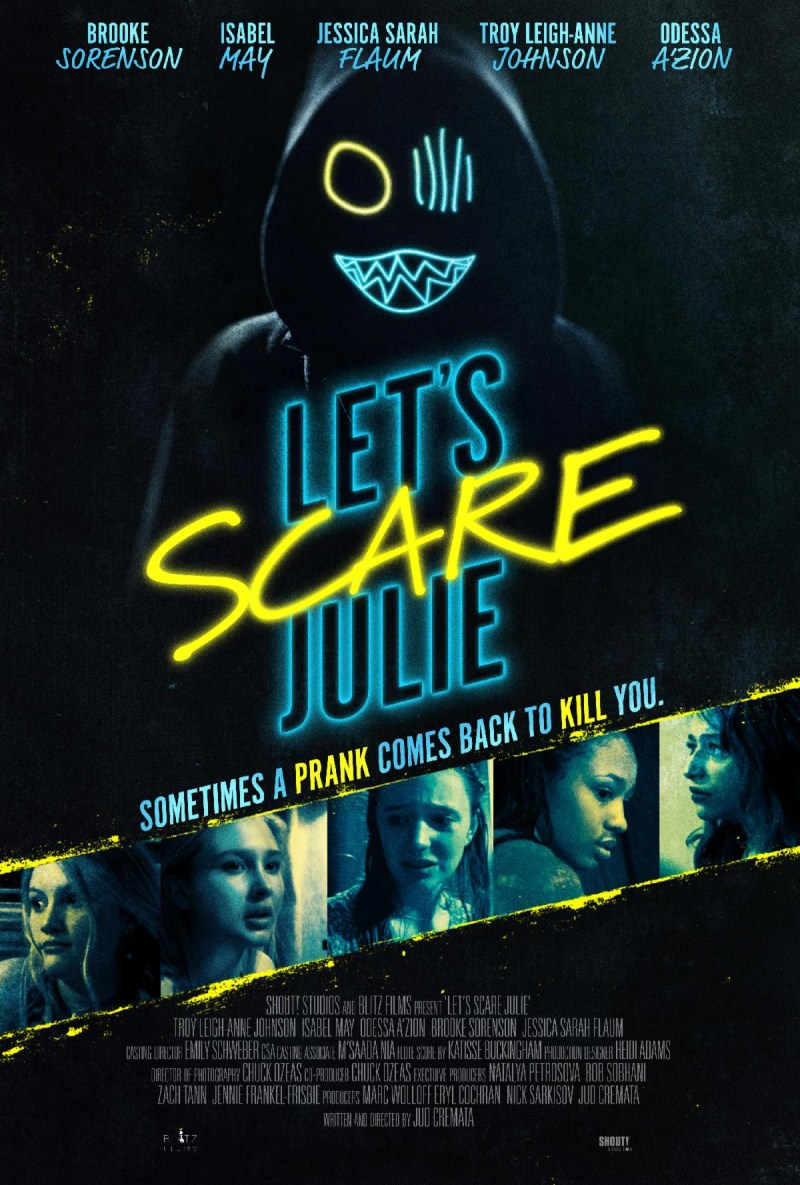 'Let's Scare Julie' from Shout Studios