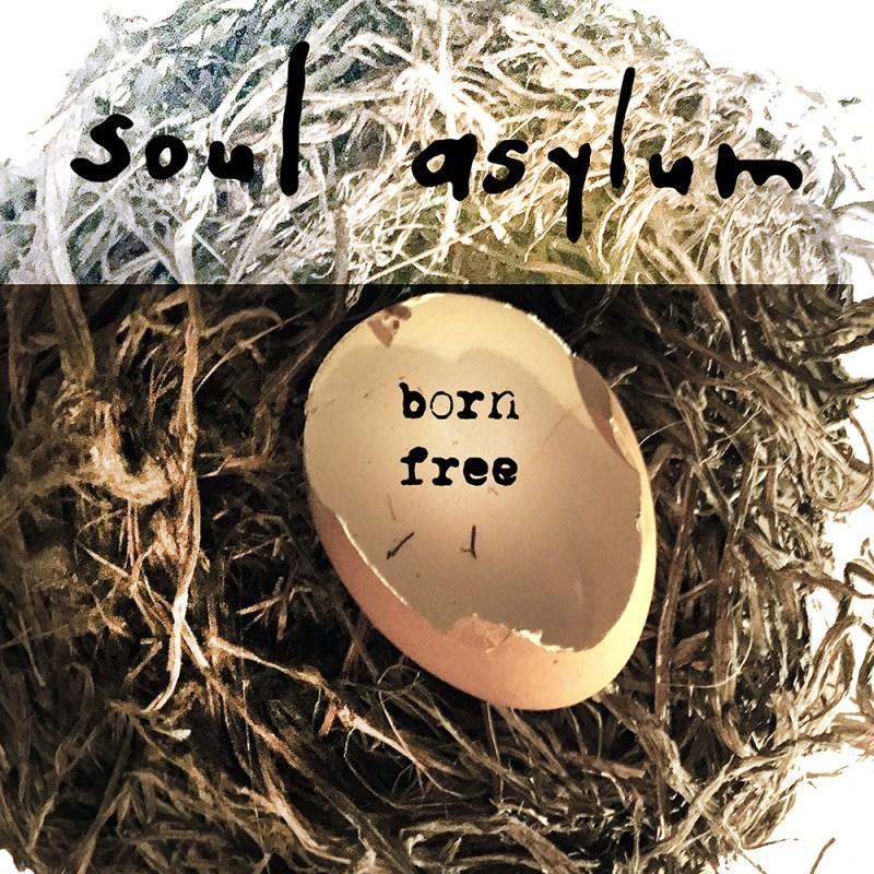 "Soul Asylum - ""Born Free"" EP"