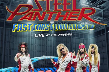 Steel Panther - Fast Cars and Loud Guitars Tour