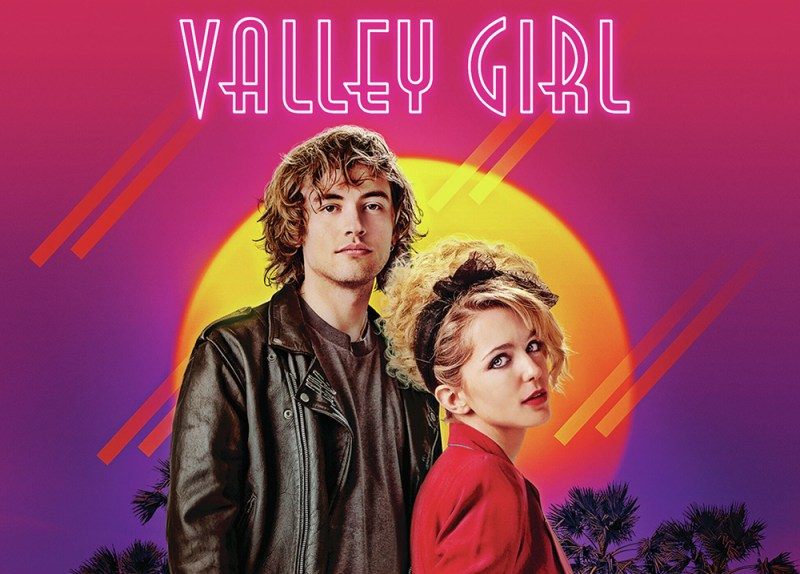 Valley Girl (2020) on Blu-ray